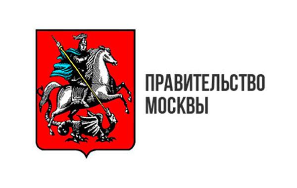 Логотип Правительства Москвы